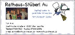 Rathaus-Stüberl Au